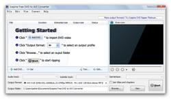 4Media FLV to MP4 Converter Introduction